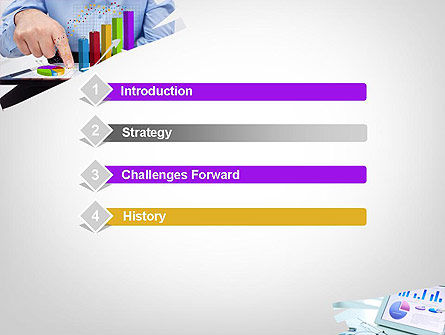 Professional Project PowerPoint Template, Slide 3, 11878, Careers/Industry — PoweredTemplate.com