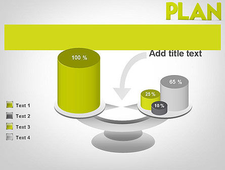 Word PLAN PowerPoint Template Slide 10