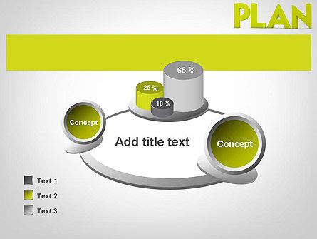 Word PLAN PowerPoint Template Slide 16