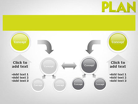 Word PLAN PowerPoint Template Slide 19