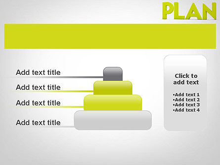Word PLAN PowerPoint Template Slide 8