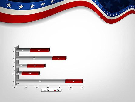 July 4th Banner PowerPoint Template Slide 11