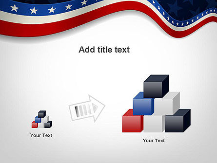 July 4th Banner PowerPoint Template Slide 13