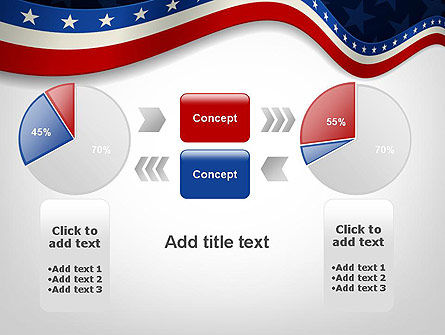 July 4th Banner PowerPoint Template Slide 16