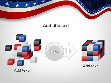 July 4th Banner PowerPoint Template Slide 17