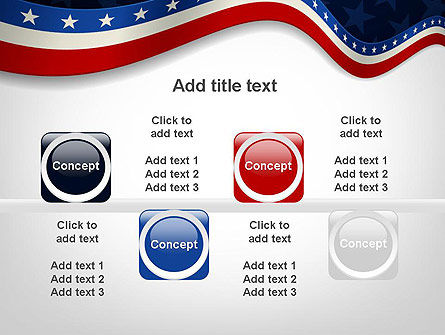 July 4th Banner PowerPoint Template Slide 18