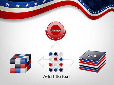 July 4th Banner PowerPoint Template Slide 19