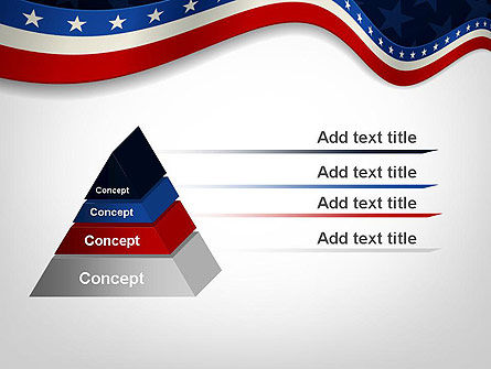 July 4th Banner PowerPoint Template Slide 4