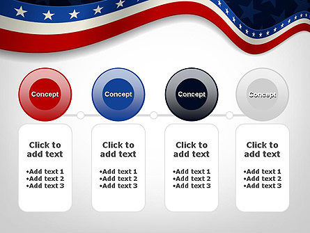 July 4th Banner PowerPoint Template Slide 5