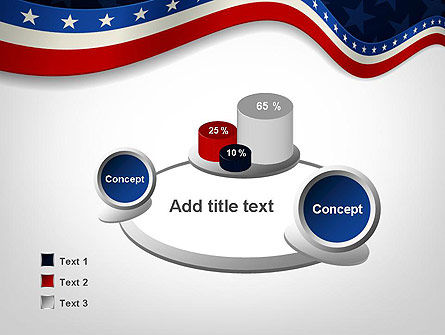 July 4th Banner PowerPoint Template Slide 6