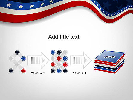 July 4th Banner PowerPoint Template Slide 9