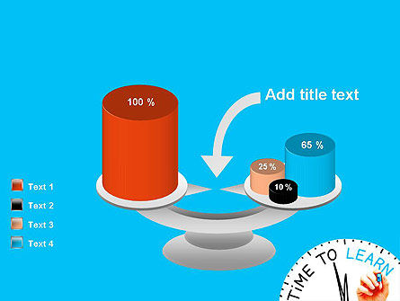 Time to Learn PowerPoint Template Slide 10