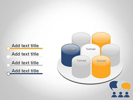 Chat PowerPoint Template Slide 12