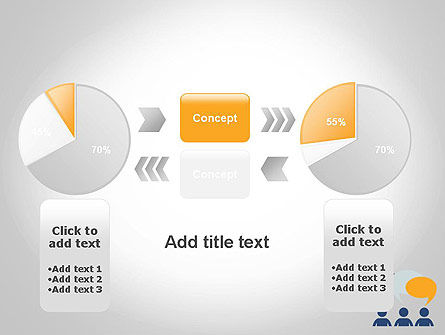 Chat PowerPoint Template Slide 16