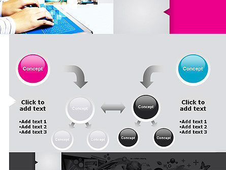 Modern Presentation PowerPoint Template Slide 19