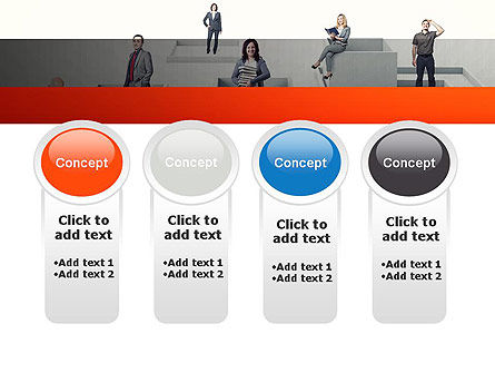 Crowdsourcing PowerPoint Template Slide 5
