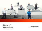 Careers/Industry: Templat PowerPoint Crowdsourcing #11892