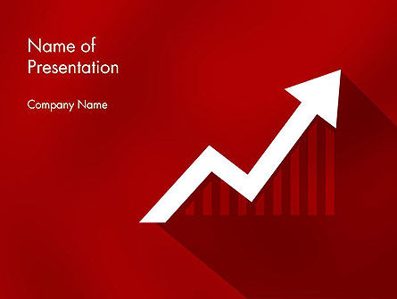 Consulting: Growing Economy PowerPoint Template #11894