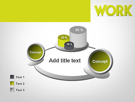 Word WORK PowerPoint Template Slide 16