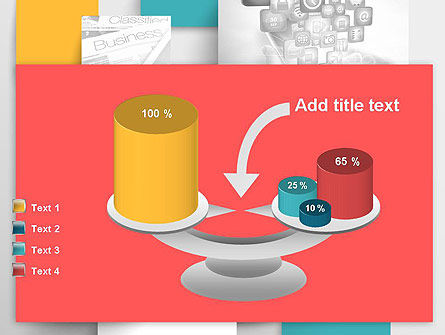Multilayered PowerPoint Template Slide 10
