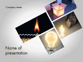 Education & Training: Ideation PowerPoint Template #11901