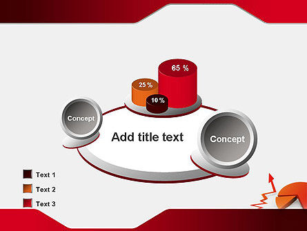 Data and Statistics PowerPoint Template Slide 16