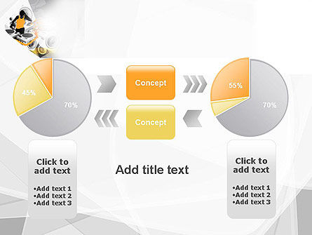 Dance Music PowerPoint Template Slide 16