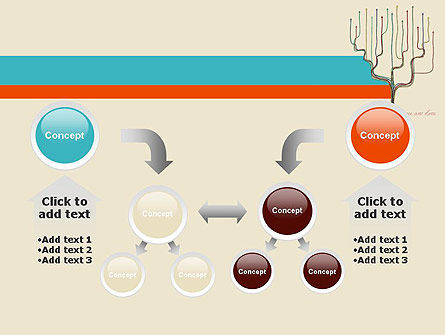 Decisions and Strategies PowerPoint Template Slide 19