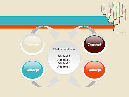 Decisions and Strategies PowerPoint Template Slide 6