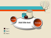Decisions and Strategies PowerPoint Template#16