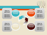 Decisions and Strategies PowerPoint Template#9