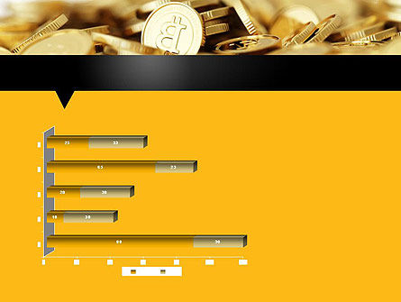 Bitcoins PowerPoint Template Slide 11
