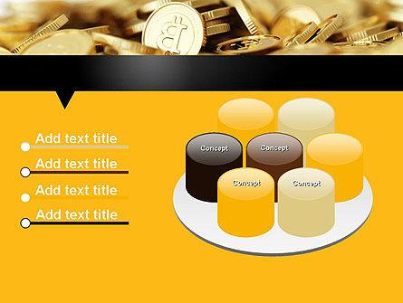 Bitcoins PowerPoint Template Slide 12