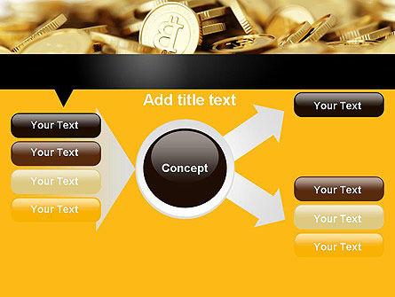 Bitcoins PowerPoint Template Slide 15