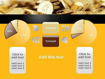 Bitcoins PowerPoint Template Slide 16