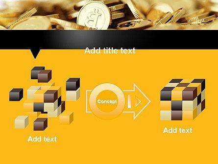 Bitcoins PowerPoint Template Slide 17