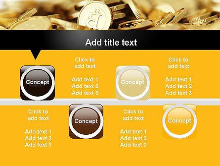 Bitcoins PowerPoint Template Slide 18