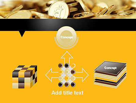 Bitcoins PowerPoint Template Slide 19