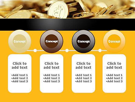 Bitcoins PowerPoint Template Slide 5