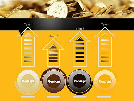Bitcoins PowerPoint Template Slide 7