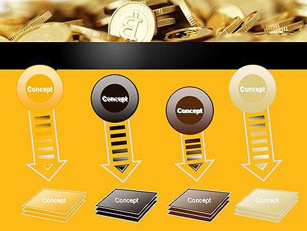 Bitcoins PowerPoint Template Slide 8