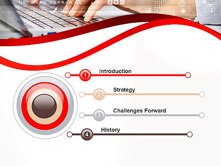 IT Skills PowerPoint Template, Slide 3, 11915, Technology and Science — PoweredTemplate.com