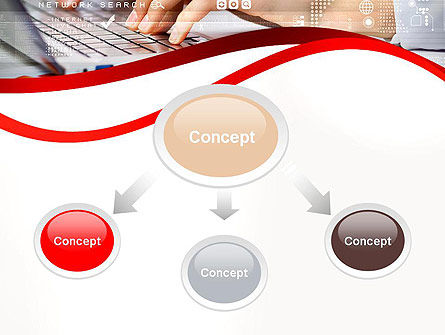 IT Skills PowerPoint Template, Slide 4, 11915, Technology and Science — PoweredTemplate.com
