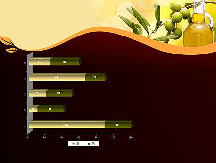 Olives and Oil PowerPoint Template Slide 11