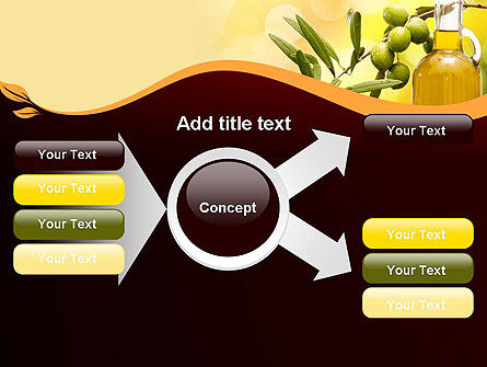 Olives and Oil PowerPoint Template Slide 15
