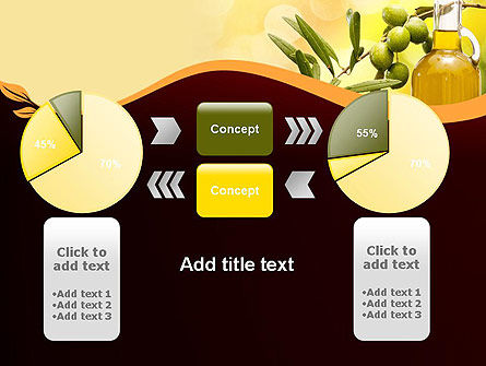 Olives and Oil PowerPoint Template Slide 16