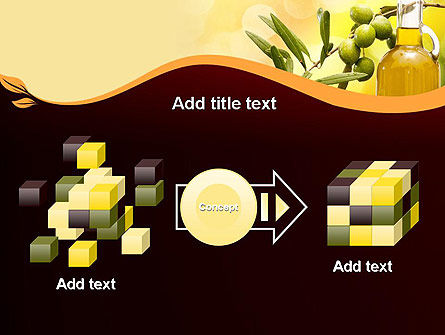 Olives and Oil PowerPoint Template Slide 17