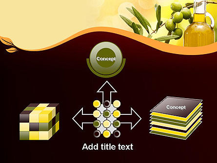 Olives and Oil PowerPoint Template Slide 19