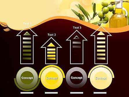 Olives and Oil PowerPoint Template Slide 7