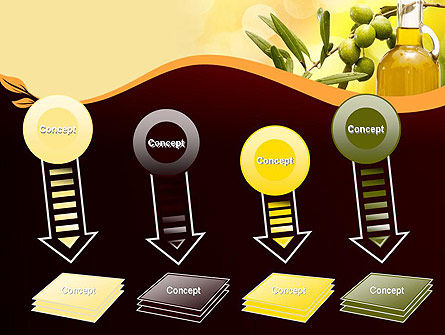 Olives and Oil PowerPoint Template Slide 8